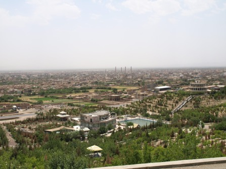 The Minarets of Herat