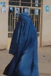 Ubiquitous Afghan Burqa