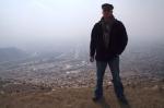 above Kabul