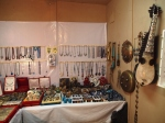 Bazaar display