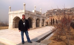 Mosque of Shah Jahan, Grandson of Babur and the man who built the Taj Mahal