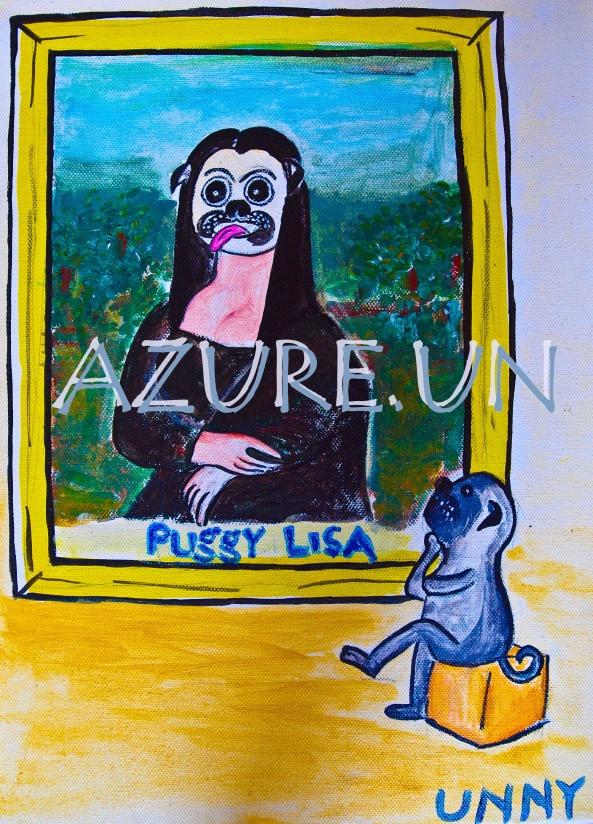 Puggy Lisa