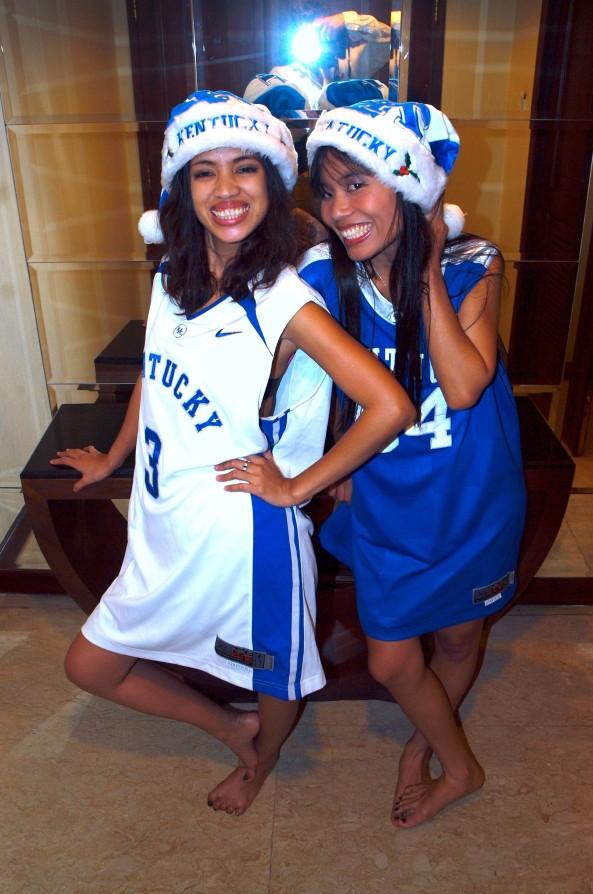 Have a Big Blue Christmas!!!