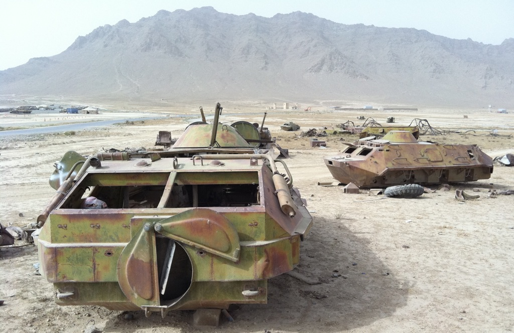 the soviet invasion of afghanistan 1988 - afghanistan, ussr, the us and pakistan sign peace accords and soviet union begins pulling out troops red army quits 1989 - last soviet troops leave, but civil war continues as mujahideen .