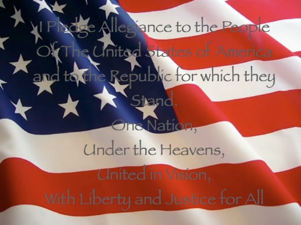 A New Pledge of Allegiance for America