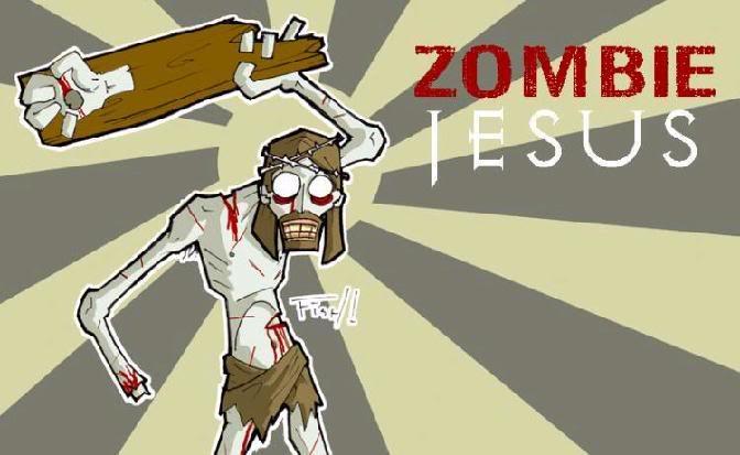 La Genèse :  le créationnisme est anti-religieux Zombie_jesus