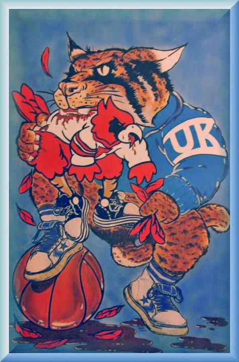 Silk Roads and Siamese SmilesMain menuTag Archives: Kentucky WildcatsPost navigationTalkin' the CatsKentucky Football   #DESPERATIONGo Big Blue ~ The DaveDollerKentucky Wins the 2012 NationalChampionship!Kentucky Wins! (and almost  gets a Triple DoubleDouble)Clutch Cats ~2011-2012Kentucky rolls Florida for a PerfectSEC!Go Big Blue!!!NCAA Men's BasketballNPOTYONE AND DONE, Kentucky Basketball and JohnCalipariAnthony DavisKentucky Basketball andRacismMKG MVP & TheBROWBuddy Christ Says Go BigBlue!!!Terrence Jones out drinking at230AM?CATS ADVANCE!  Slick Rick and the Tards Sent HomeEarly.CRUSH THE CARDS!!!FREE ENES — UNNYSTYLEDisappearious MillerSay it ain't so,Darius!?!UK Football is aJOKEPost navigationCharity and GoodwillFinance and BankingFriendsGeneral SpecificsKentucky SportsPoliticsBig Blue MadnessBlog StatsTag!  You're it.heretical archivesDawood Khan