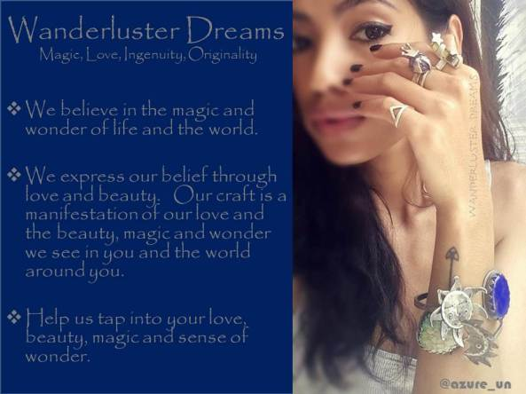 Wanderluster Dreams Mission Statement