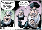 Iranian Puppet