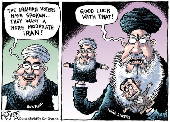 ELECTIONS:  America VS Iran