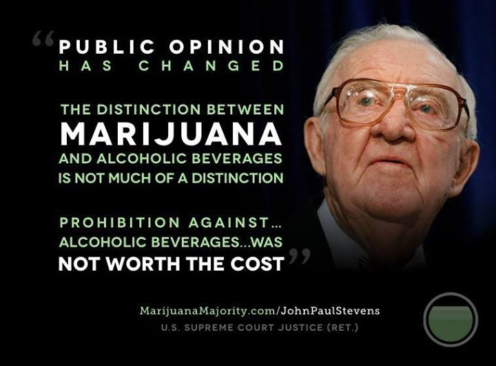 Prohibition drug war