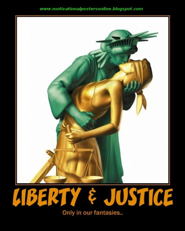 ...with Liberty and Justice for all!