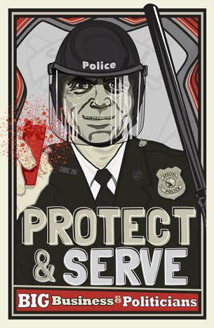 police-brutality-pepper-spray-poster1
