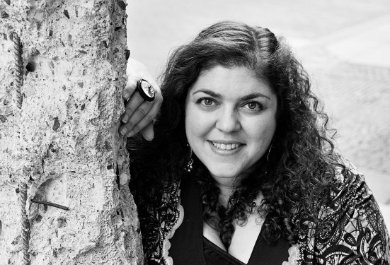 Randa Jarrar, Palestinian-American Opinionist and Professional Bloviator of Inanity