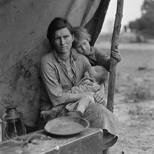 American Poverty | Silk Roads and Siamese Smiles