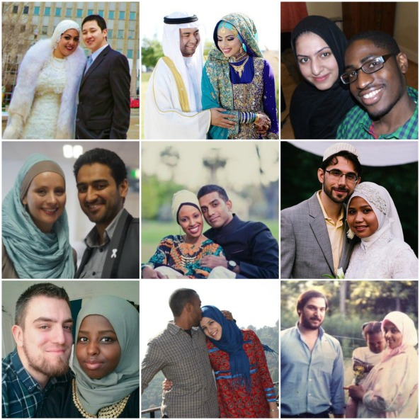 All of the persons in this photo are Muslim. Brainwashing transcends race.