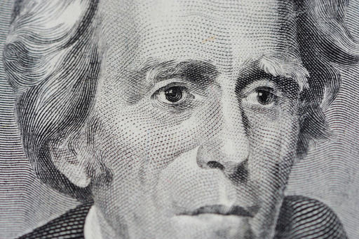 OR: Women on 20s Seek Removal of Andrew Jackson from $20 Bill