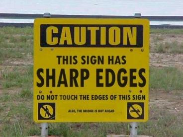 sharp-edges