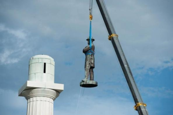 Robert Lee Monument Removal