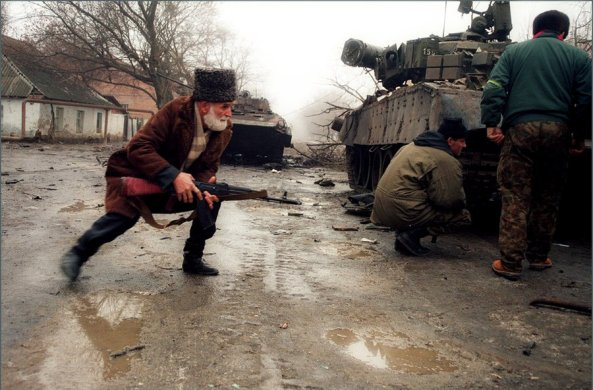 Chechen War