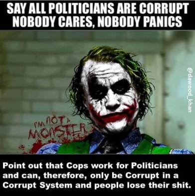 joker cor cop