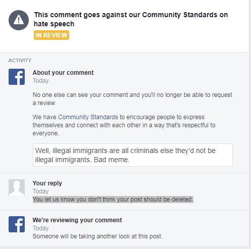facebook is stupid