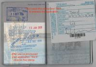 application and extension stamp